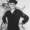 1951 Boot Camp   Great Lakes Naval Training Center  Richard M Andres