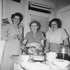 1955 Margaret Andres (Jay), Eva Andres, and Eva Catherine Andres (Schlueter)