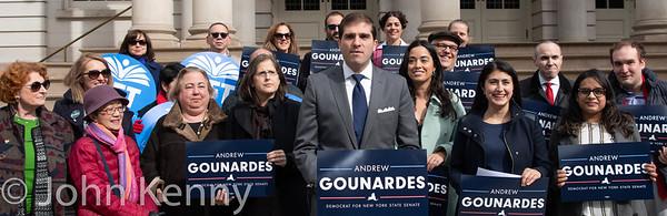 Gounardes & Supporters