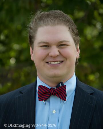 Andrew Gutettrsen:  Portrait & Windsor Chamber Ribbon Cutting