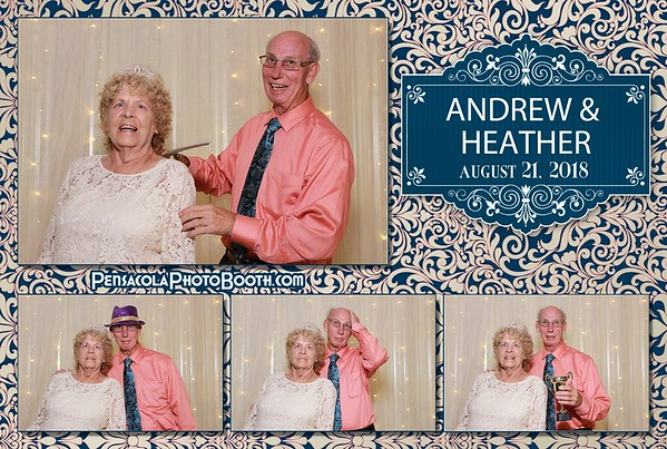 Andrew & Heather 8-21-2018