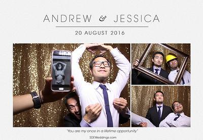 Andrew + Jessica (08/20/2016)