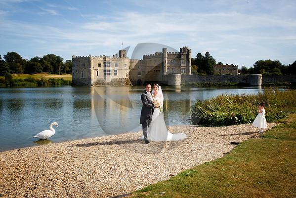 Andrew & Maria - Leeds Castle