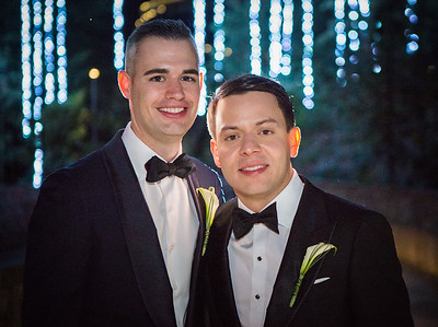 Andrew and Angel Atlanta Wedding
