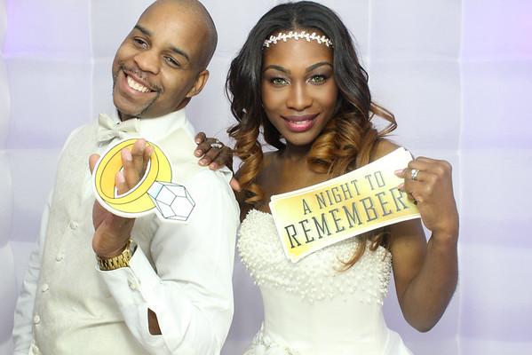 Andrew and Simone wedding