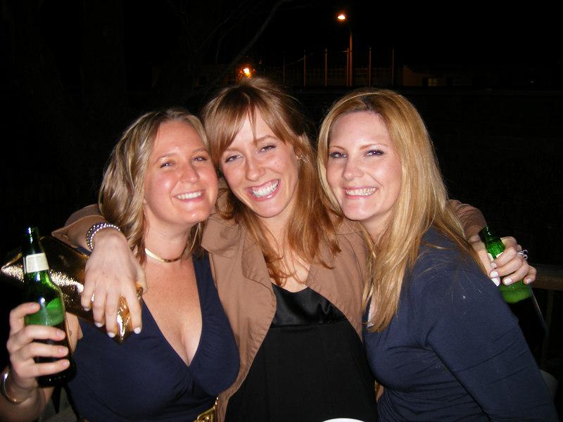 Rachel, Thea, and Julie