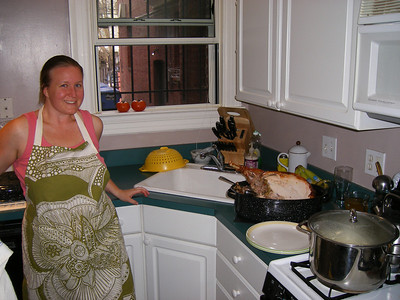 Cooking in DC: Fall 2009 and Spring 2010