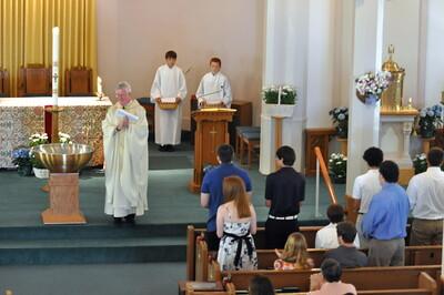 2011.06.05 - Graduation Mass