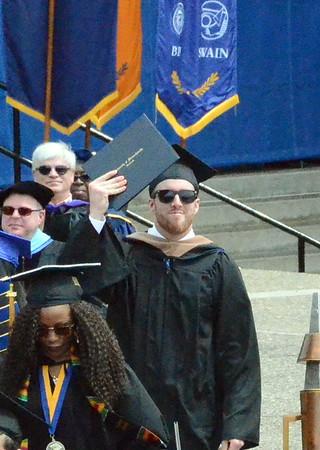 Andrew's Graduation, 05.15.2015