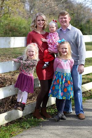Andrews Family Portrait