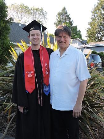 Andrew's Graduation 5-17