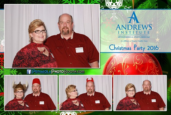 Andrew's Institute Christmas Party 12-09-2016