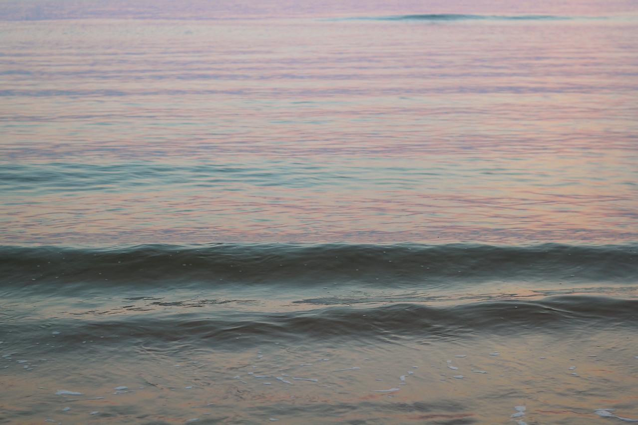 Technicolor ocean