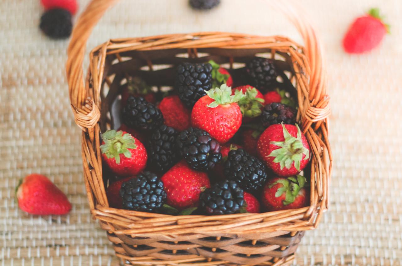 Berries basket