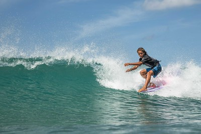 Andy Hawes Surf Photography Johnny Van Hohenstein