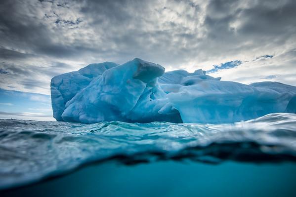 Iceberg - Franz Josef Land, Russia