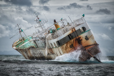 Shipwreck - Fiji