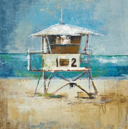 Lifeguard Tower-Jardine