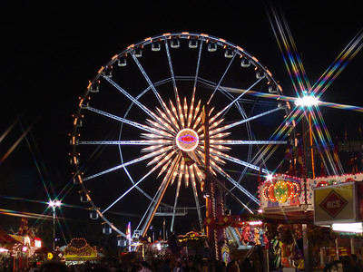 Bright Lights, Big Wheel