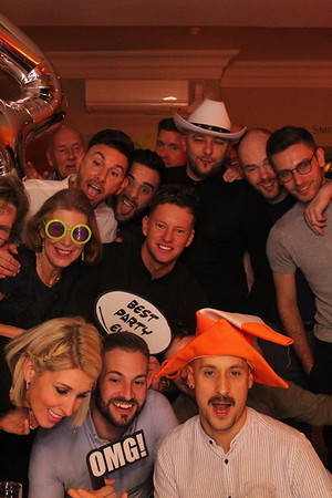 Andy's 40th