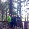Stop at Tomas's cabin