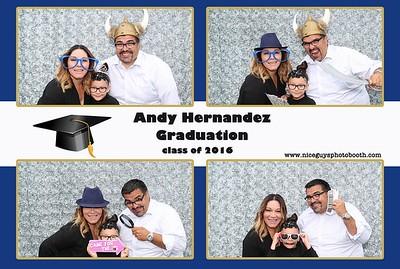 Andy's Graduation - 06.11.16