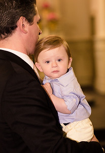 Oliver and Julian's Baptism