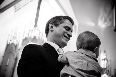 Oliver and Julian's Baptism