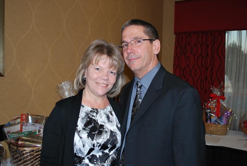 Jane and Kelvin George