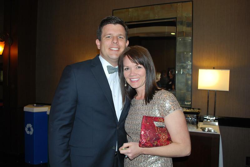 Justin and Sarah Heimer