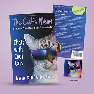 Cat Photo on Cover