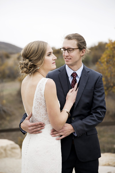 October 17, 2015 - Molly Gross and Eric Boardman