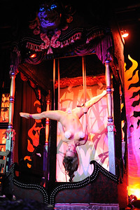 Temptress Carnival from Twisted Tassel Burlesque Fest