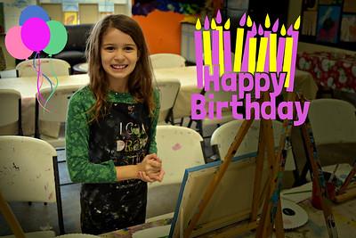 Angelie's Birthday