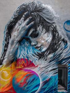 Angelina Christina Mural