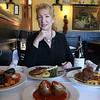 Angelina's Italian Restaurant in Tewksbury. SUN/JOHN LOVE