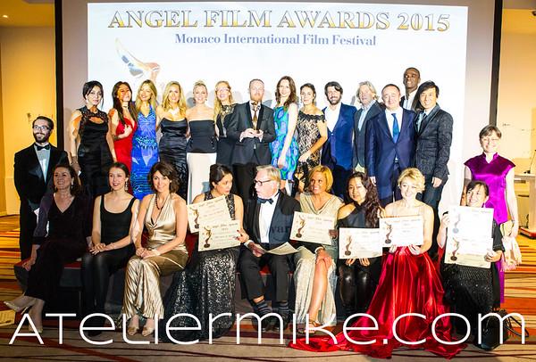 Angels - Awards evening