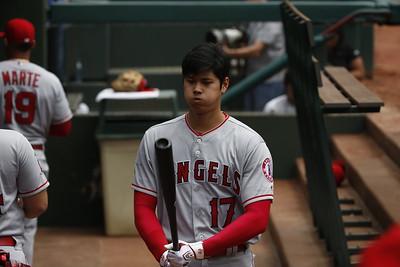 Angels Rangers take 8 19 18