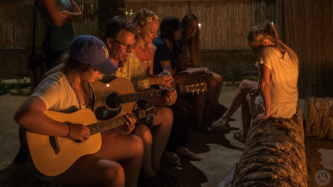 campfire worship songs