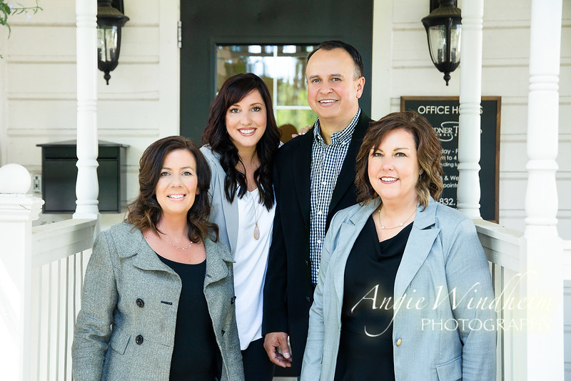 Flattering portrait photography to introduce you and your team