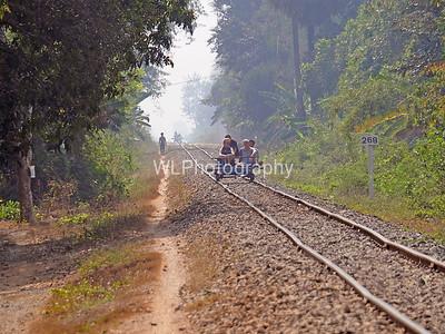 bambboo railway