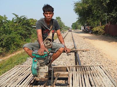 bamboo railway