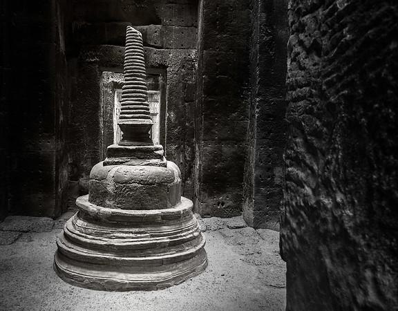 Stupa, Angkor Wat
