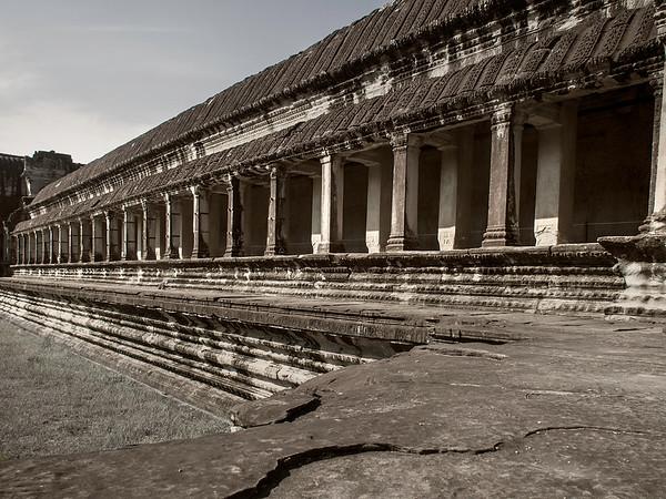 Terrace, Angkor Wat