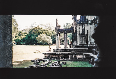 Angkor Wat - Main temple complex