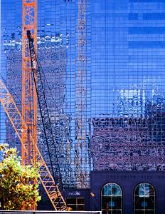 Angles on Denver: Orange Crane