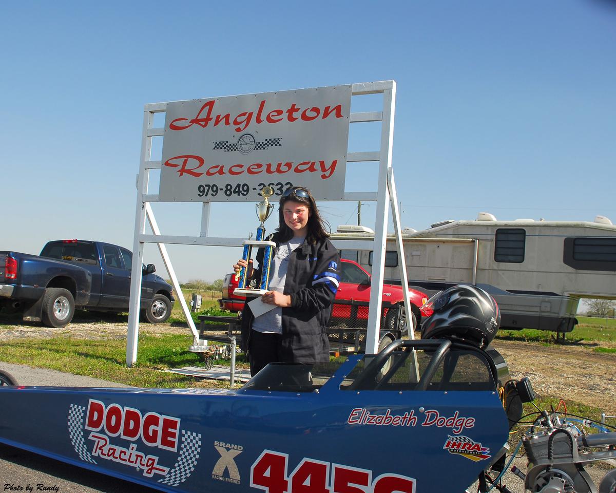 Elizabeth Dodge 2nd place winner