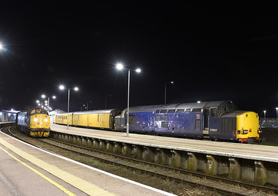 37716 and 37607, Great Yarmouth. 08//11/18.