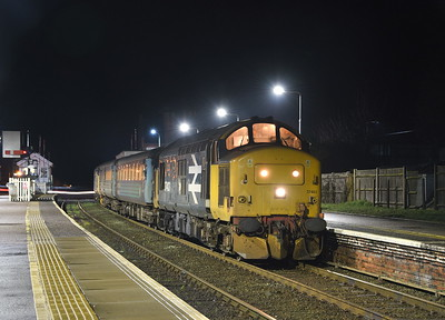 37403, Oulton Broad North. 25/01/19.