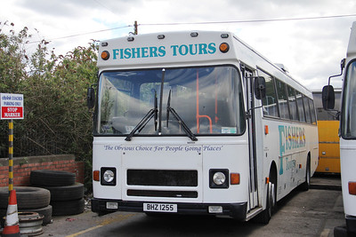 Fishers Dundee BHZ1255 Depot Dundee Apr 12